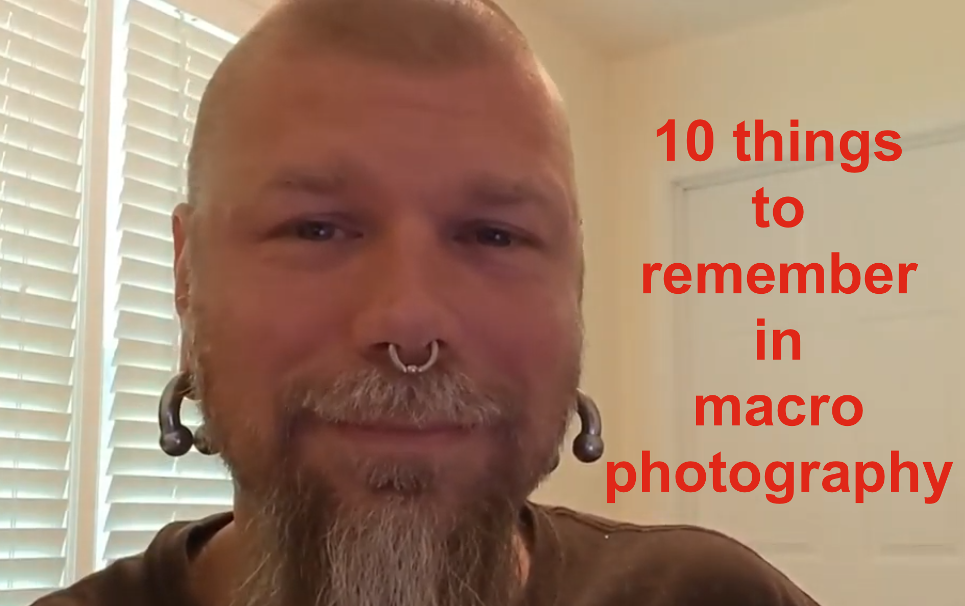 10 things to remember in macro photography